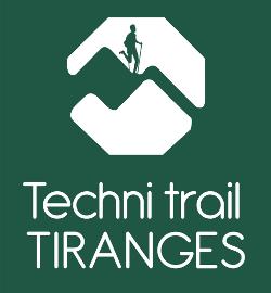 Capture du site Techni'Trail de Tiranges 2018